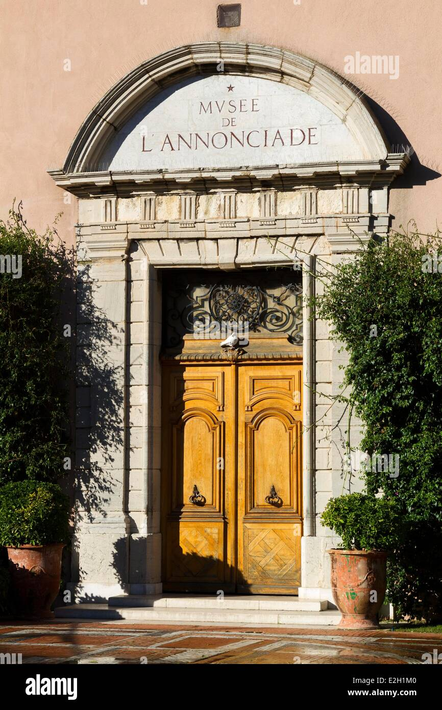 france var saint tropez musee de l 39 annonciade stock photo royalty free image 70445312 alamy