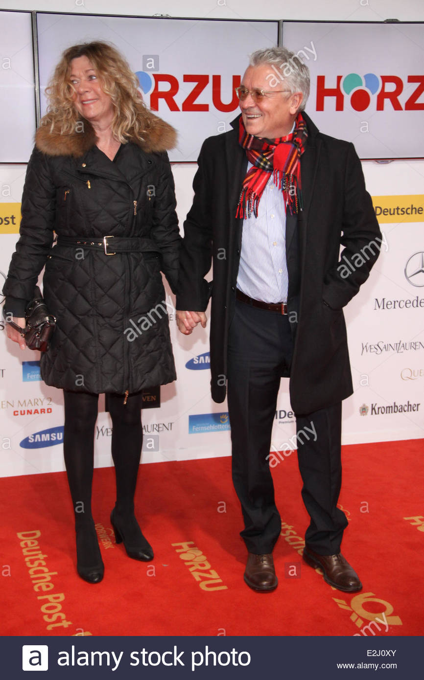 Henry Huebchen and wife Sanna at the 48th annual Golden