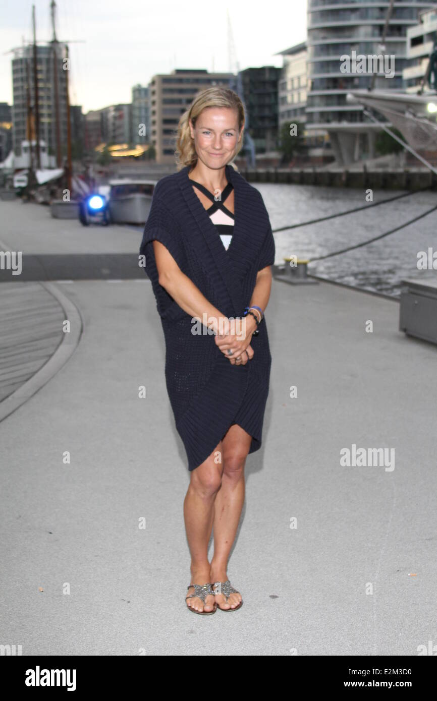 Rhea Harder At John Walker Sons Voyager Vip Event Where