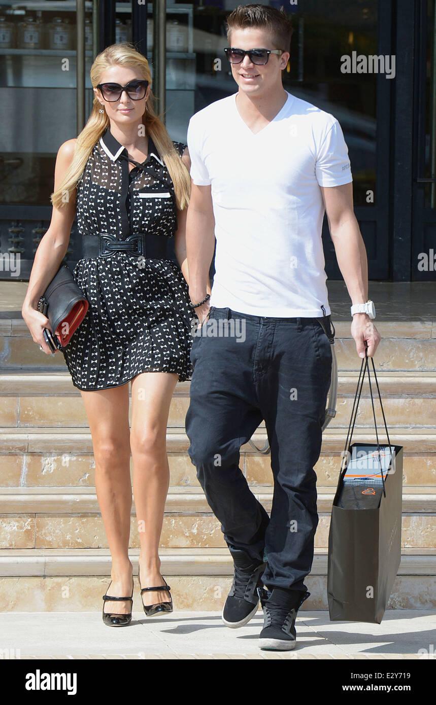Paris Hilton Boyfriend River Viiperi