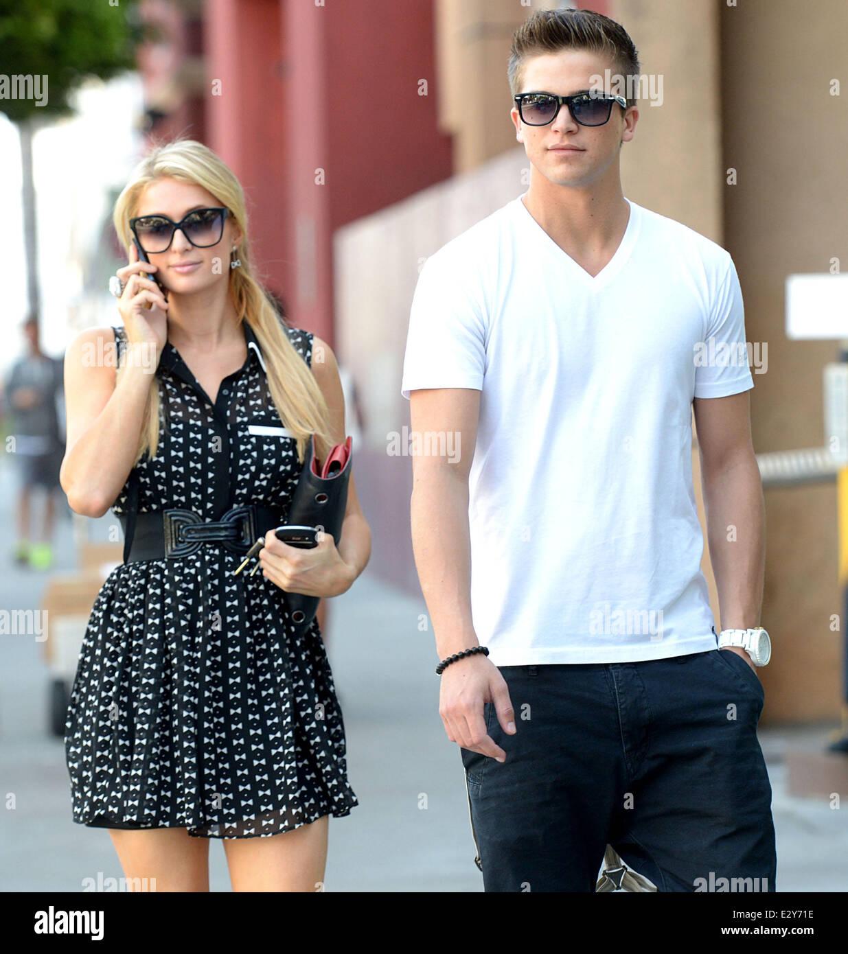 Paris Hilton dating multi-millionaire