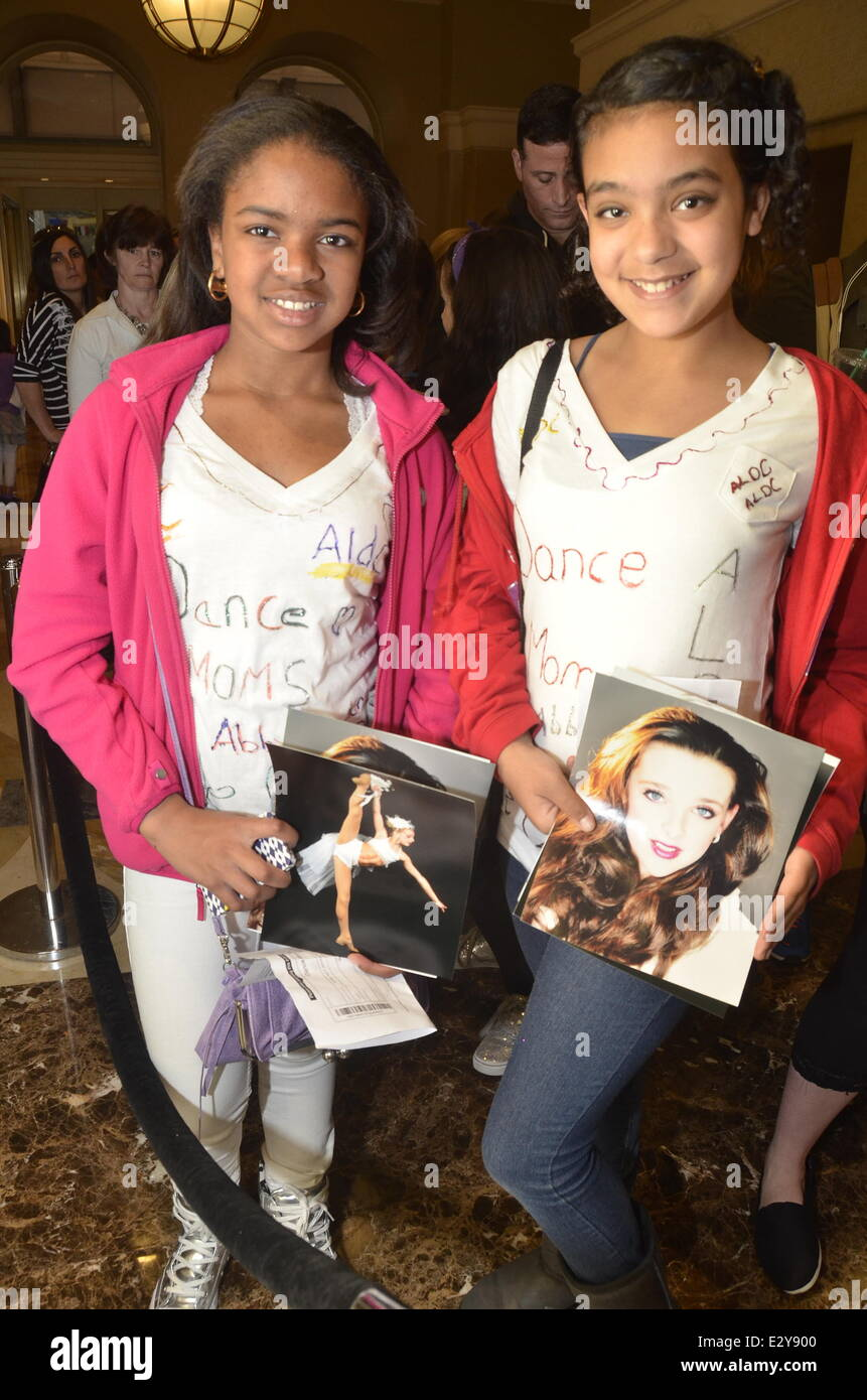 Cast members of the reality show dance moms attend a meet and cast members of the reality show dance moms attend a meet and greet at kristyandbryce Choice Image