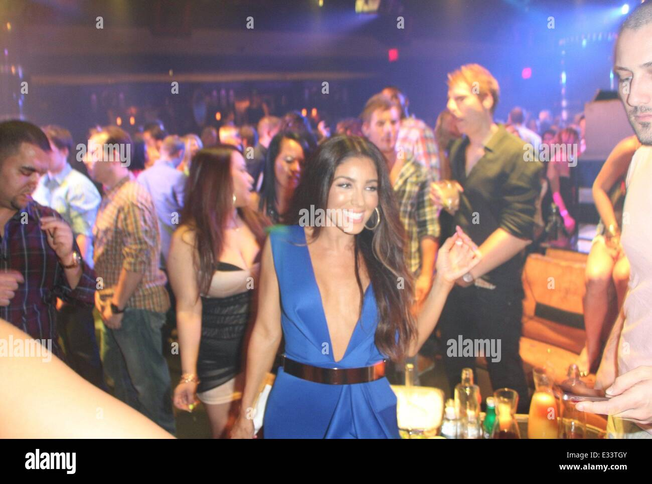 Free Birthday Las Vegas ~ Melissa molinaro celebrates her birthday at oak in las vegas
