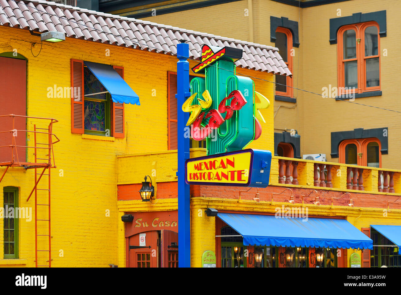 Su casa mexican ristorante on ontario street chicago - Ristorante in casa ...