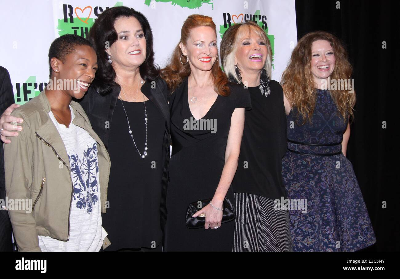Rosie's Theater Kids 10th Anniversary Gala, held at the ...