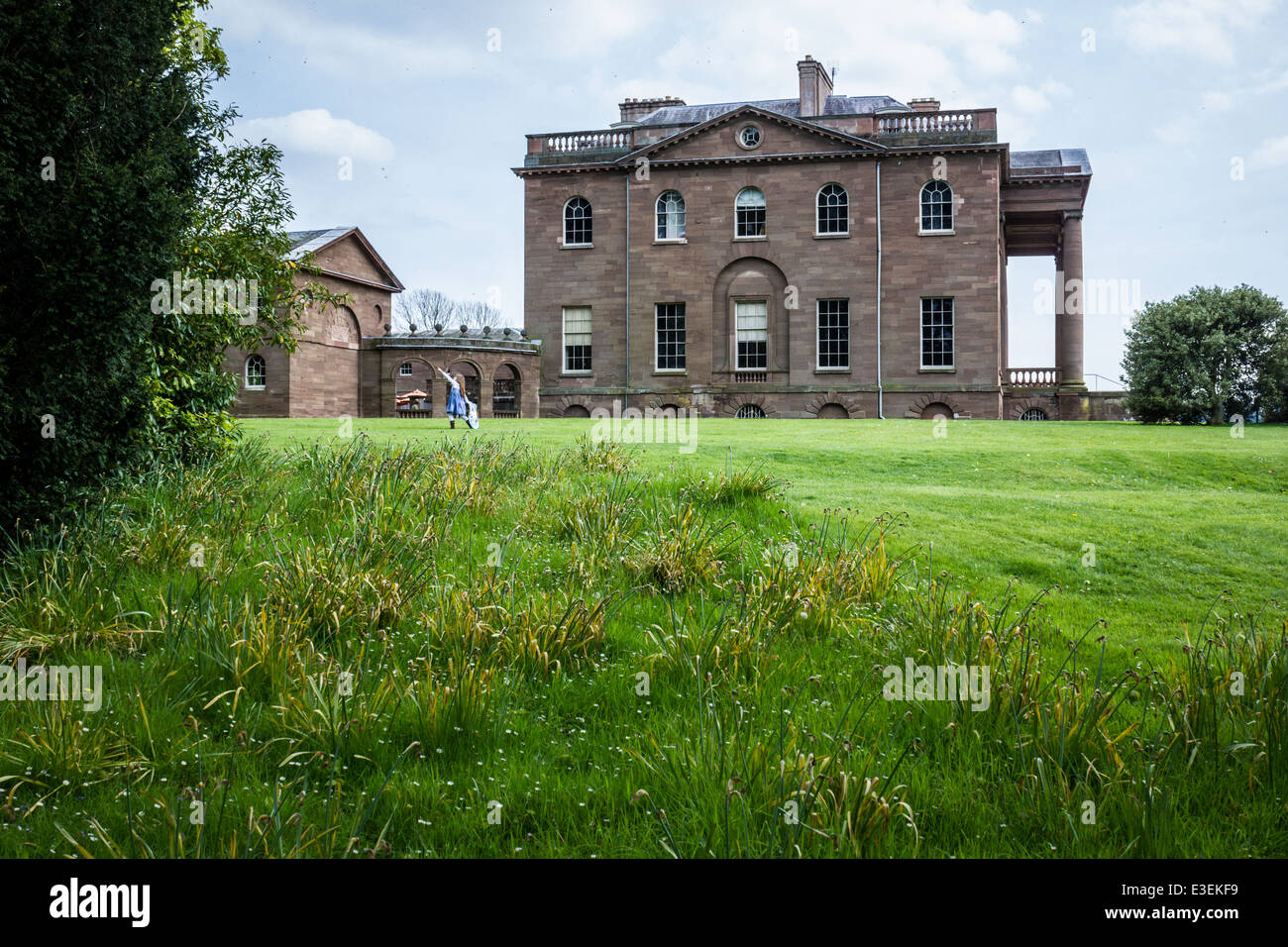 Benthall Hall Is A 16th Century English Country House