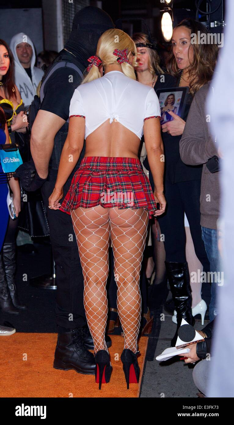 2013 Heidi Klum Halloween Party at Marquee in New York City Stock ...
