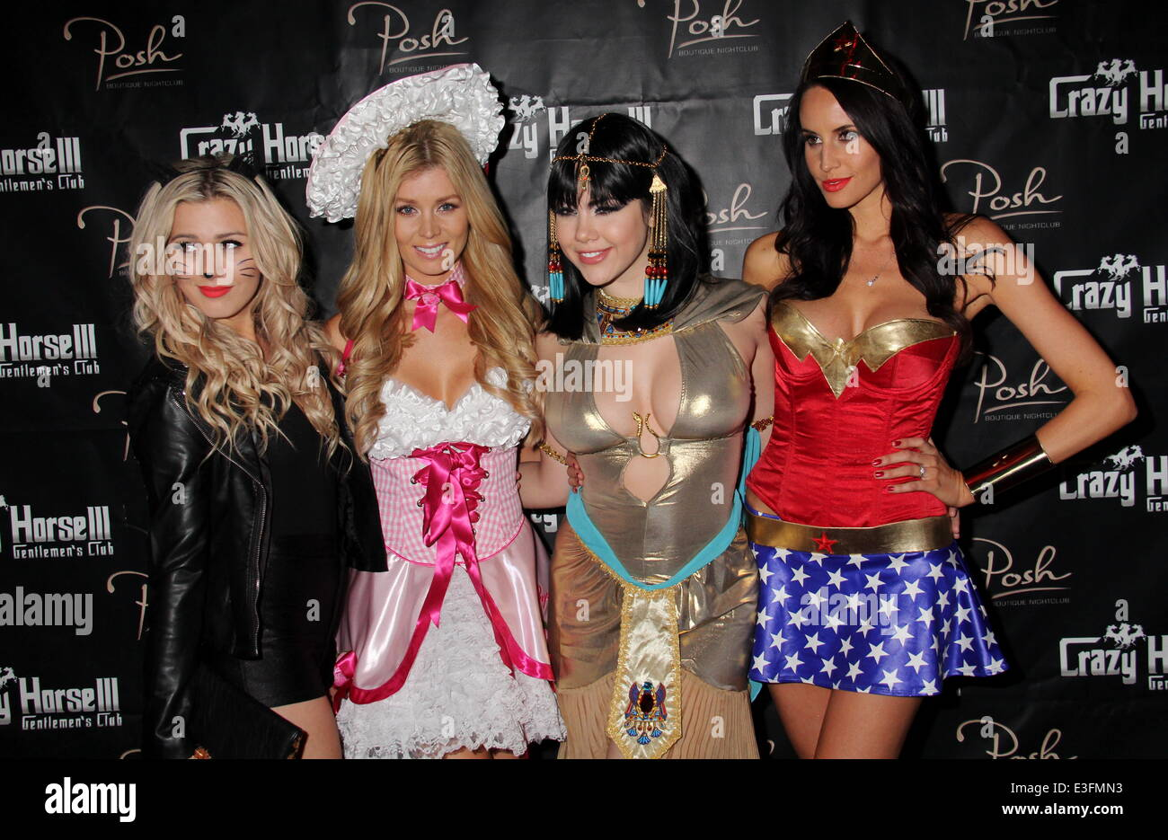 Playboy Playmate/Vegas Headliner Clair Sinclair hosts a Halloween ...