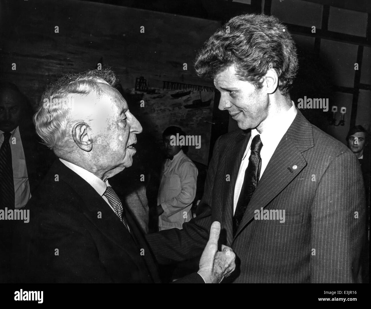 Van Cliburn - The Philadelphia Orchestra - Music Featured At The 1973 Inaugural Symphonic Concert