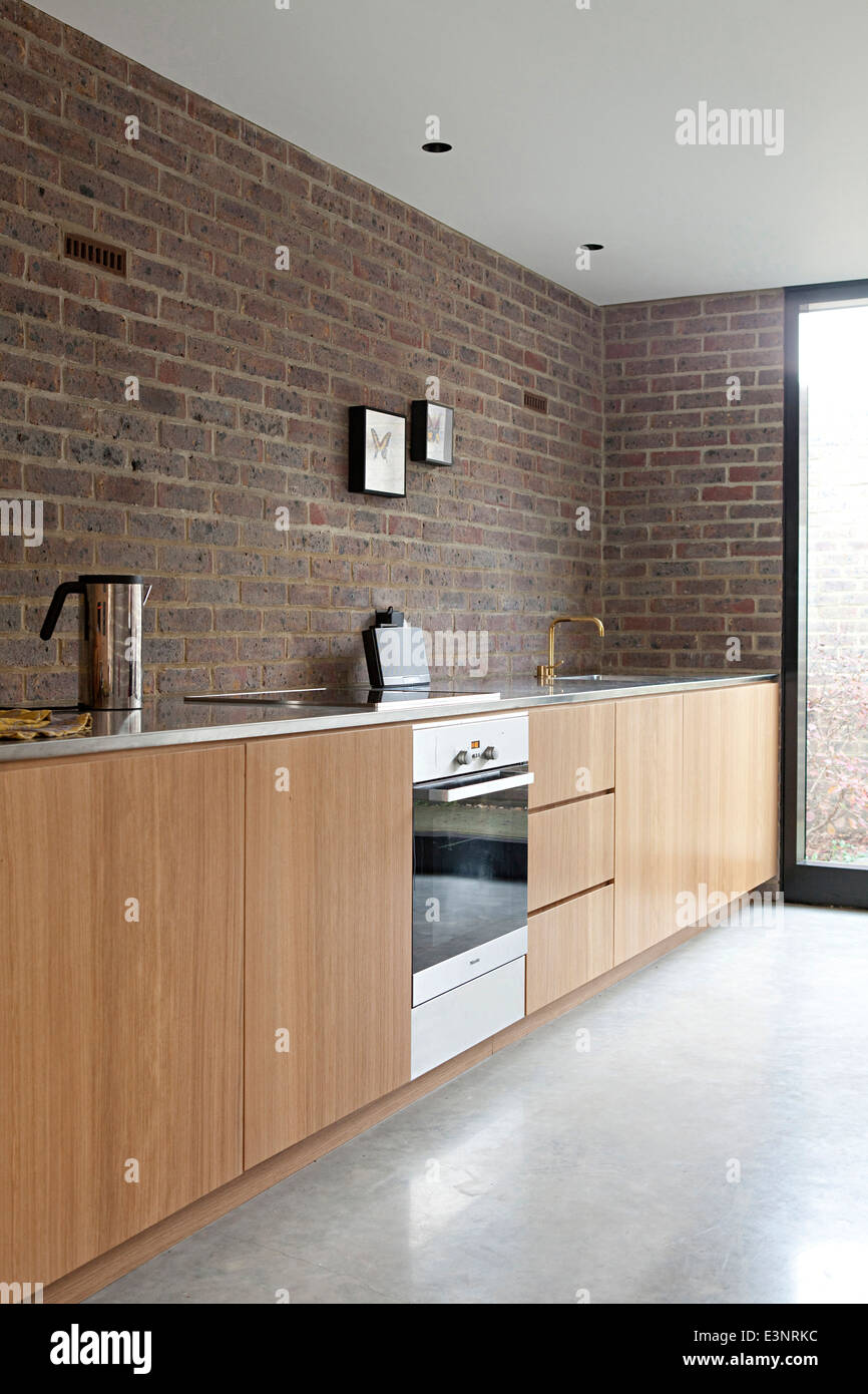 Kitchen Westbourne Grove Grove House London United Kingdom Architect Bennetts Associates