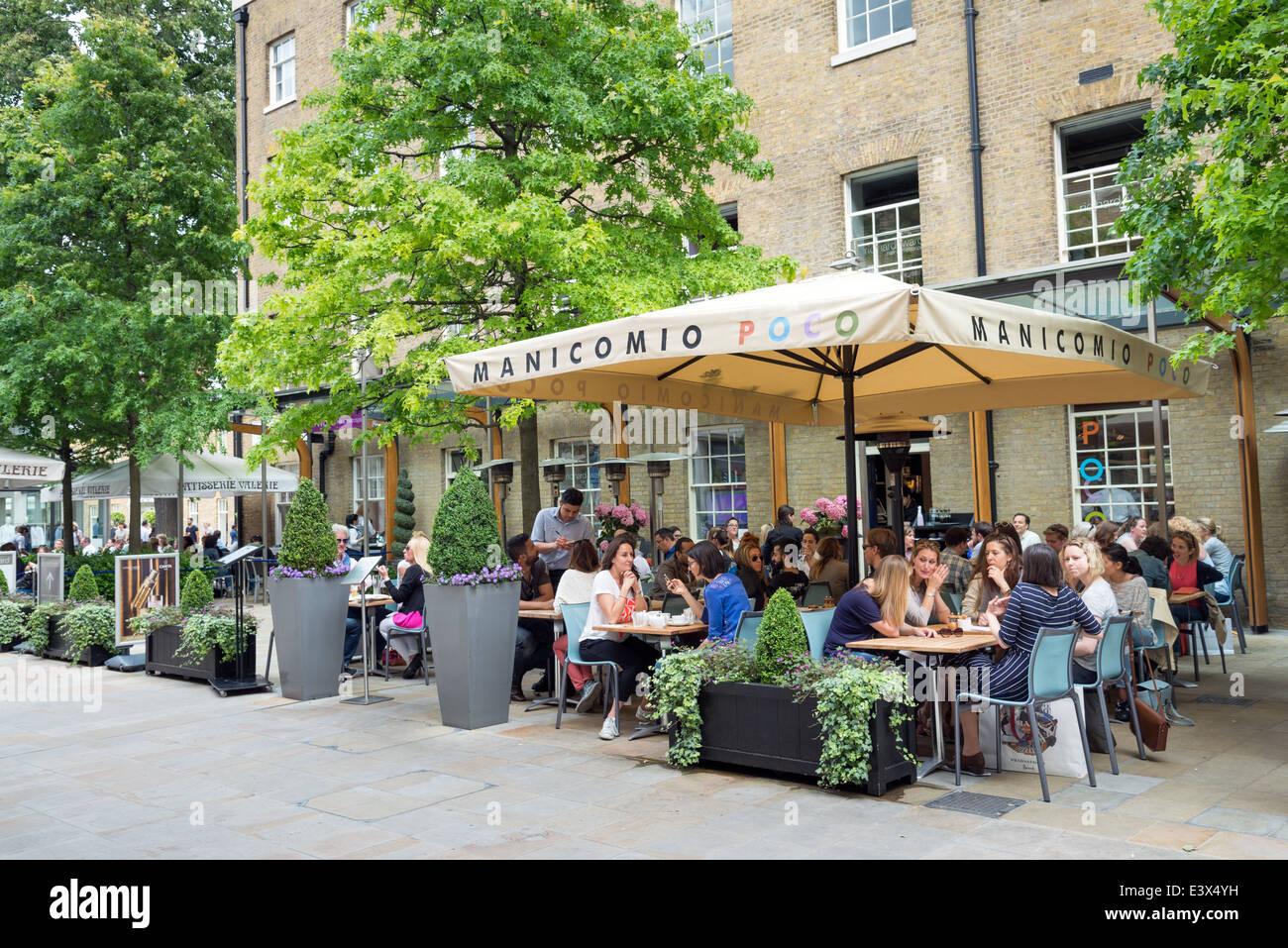 Poco Restaurant Duke Of York Square