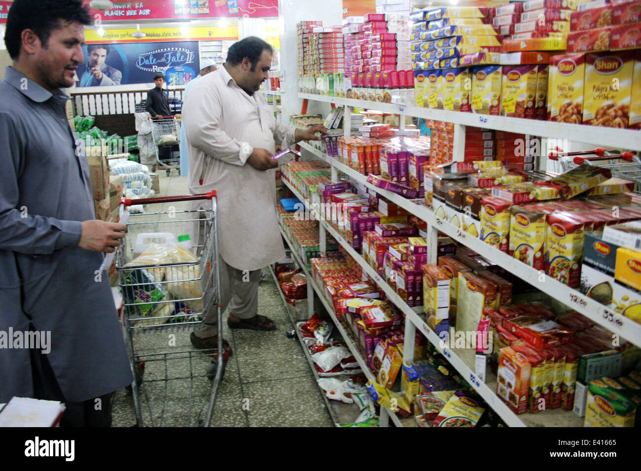Online grocery shopping karachi