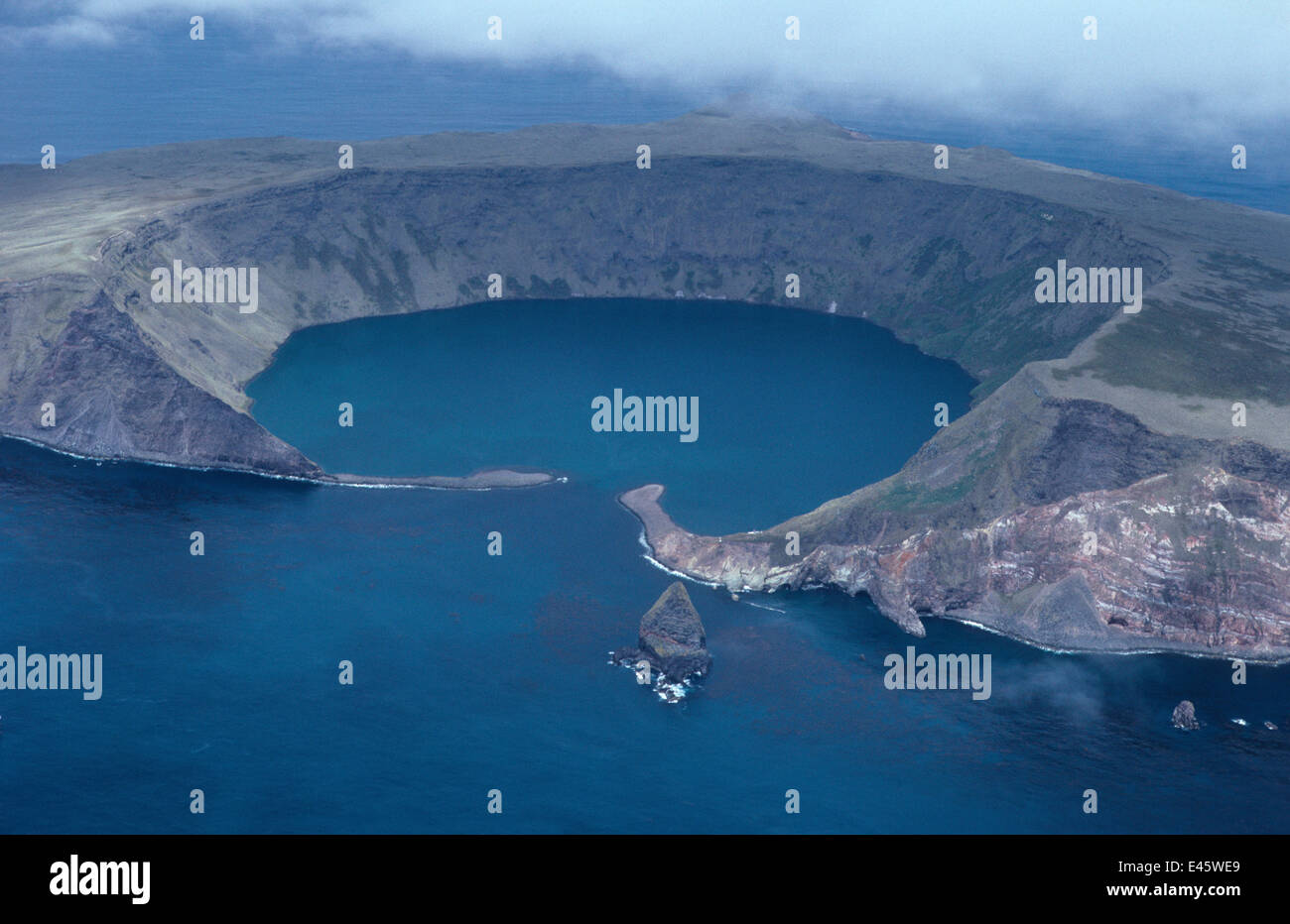 St Pauls Island Volcano