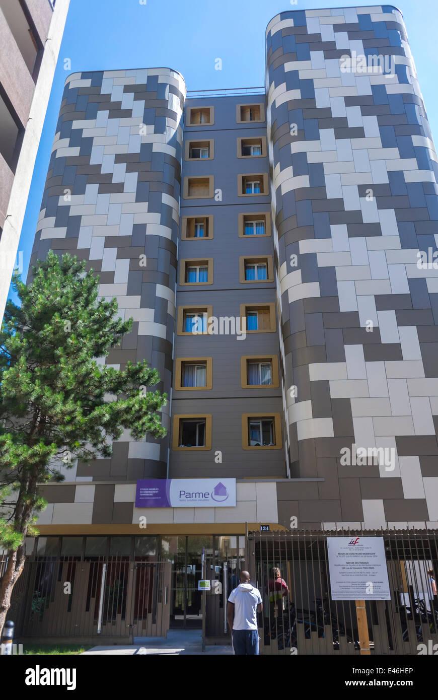 Energy Efficient Renovations : Paris france eco building energy efficient
