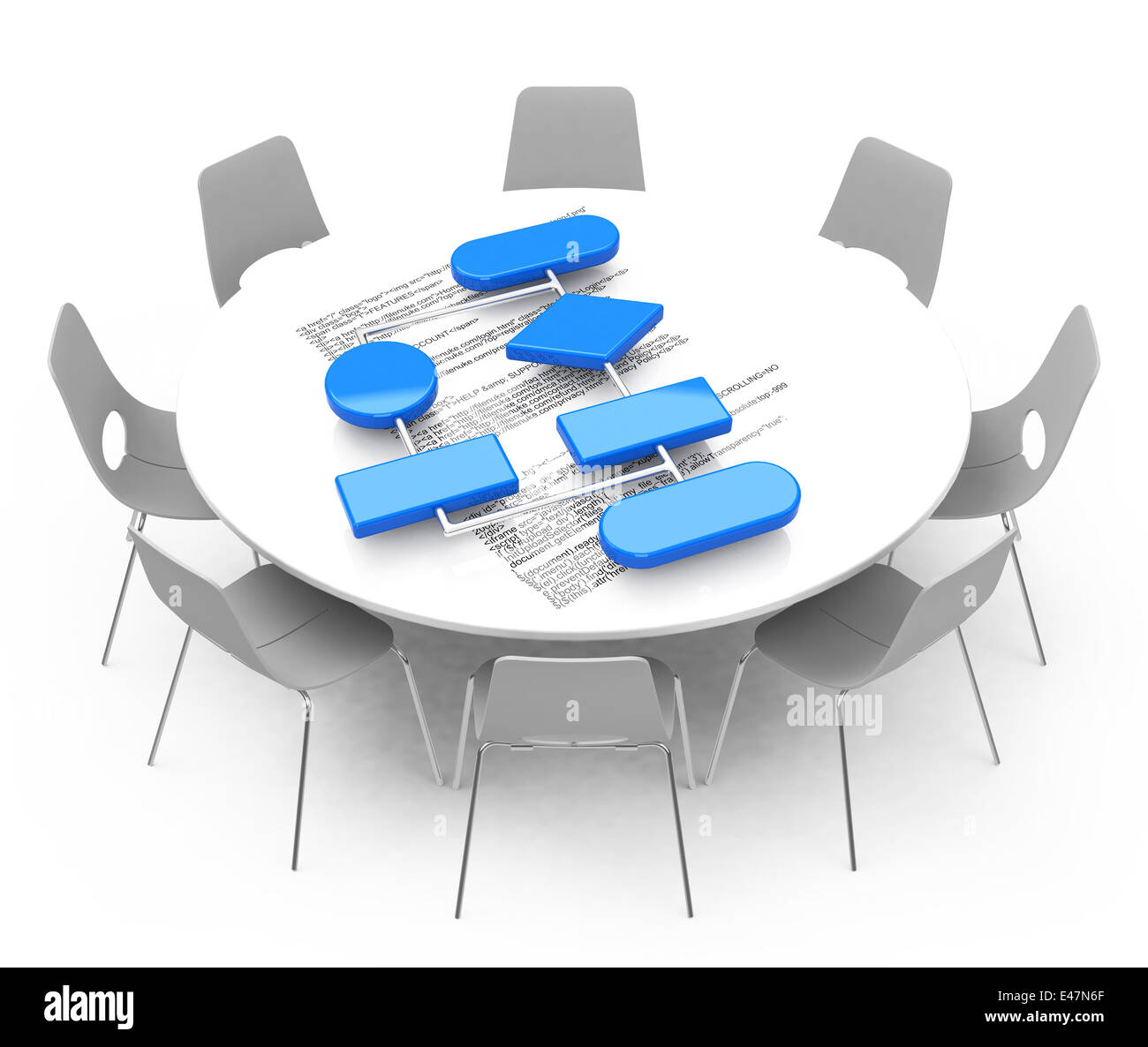 The flow chart analysis stock photo royalty free image 71470407 the flow chart analysis nvjuhfo Image collections