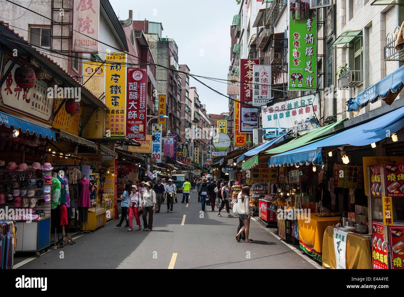 Taipei street