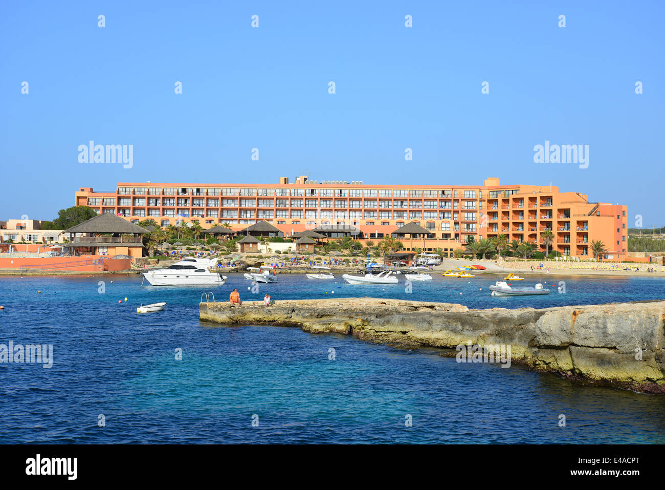 Malta Hotel Ramla Bay Resort
