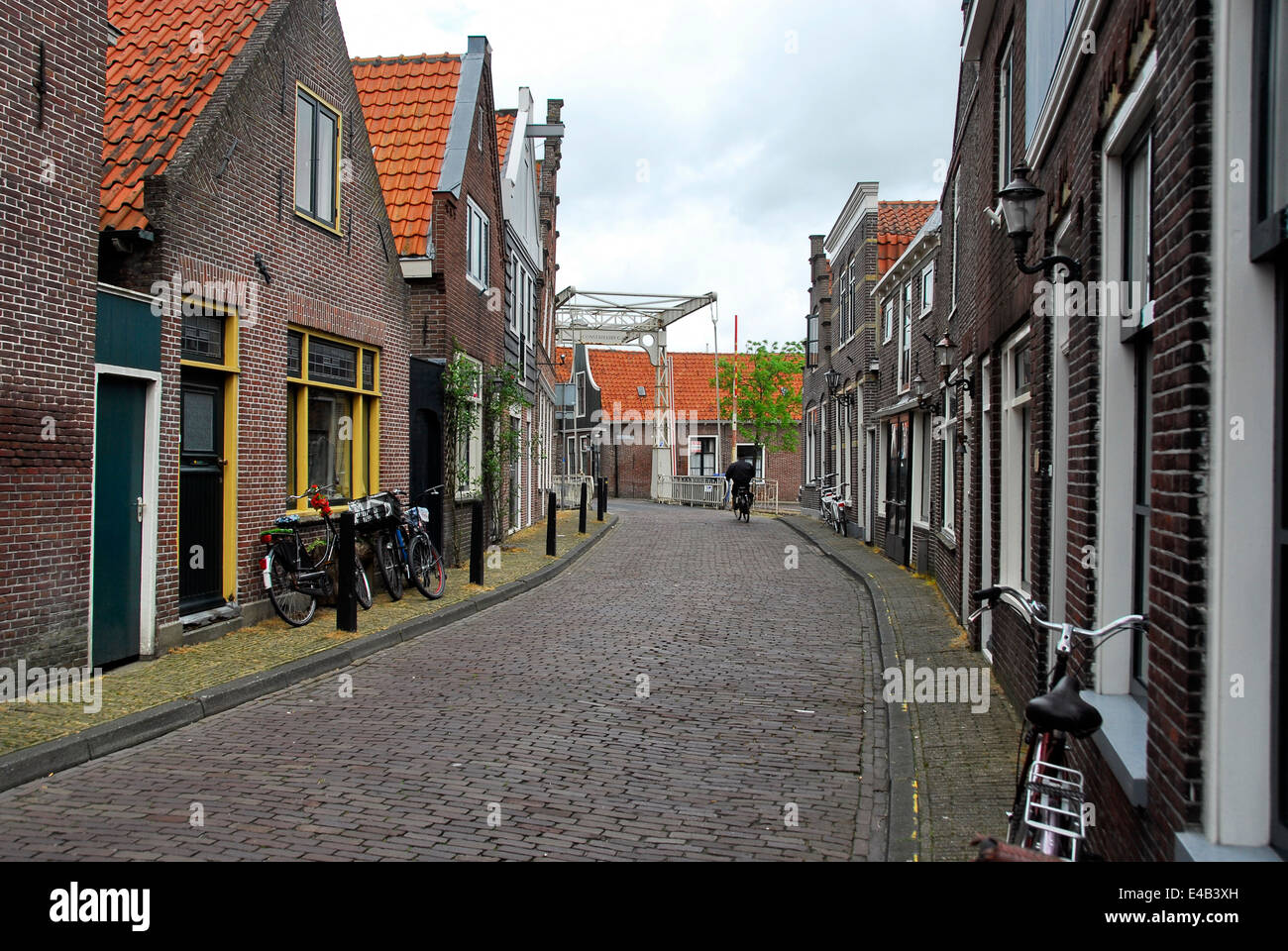 Edam Netherlands Map%0A Town of Edam  Netherlands  Stock Image