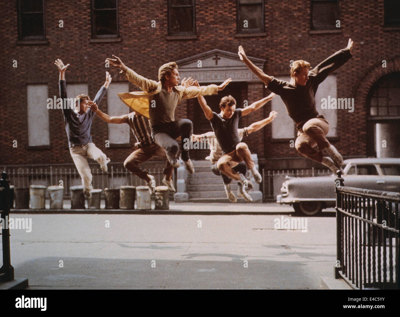 "gang and west side story West side story ★★★½ 1961 gang rivalry and ethnic tension on new york's west side erupts in a ground-breaking musical loosely based on shakespeare's ""romeo."