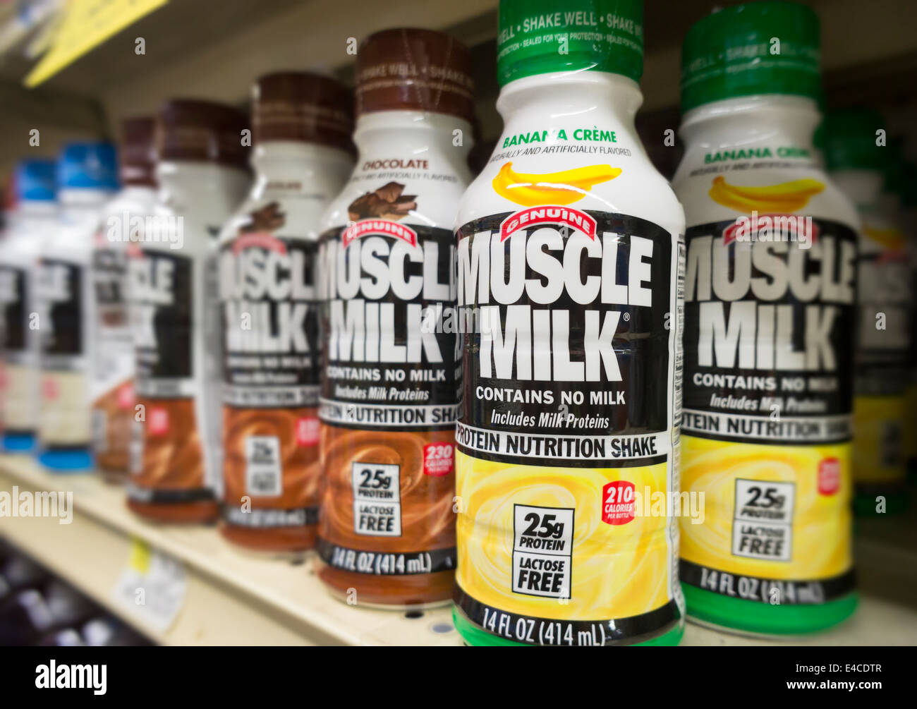 Muscle Milk Bottles 43