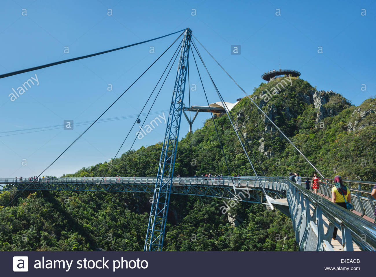 Langkawi Cable Car Photo Gallery All Pictures Top