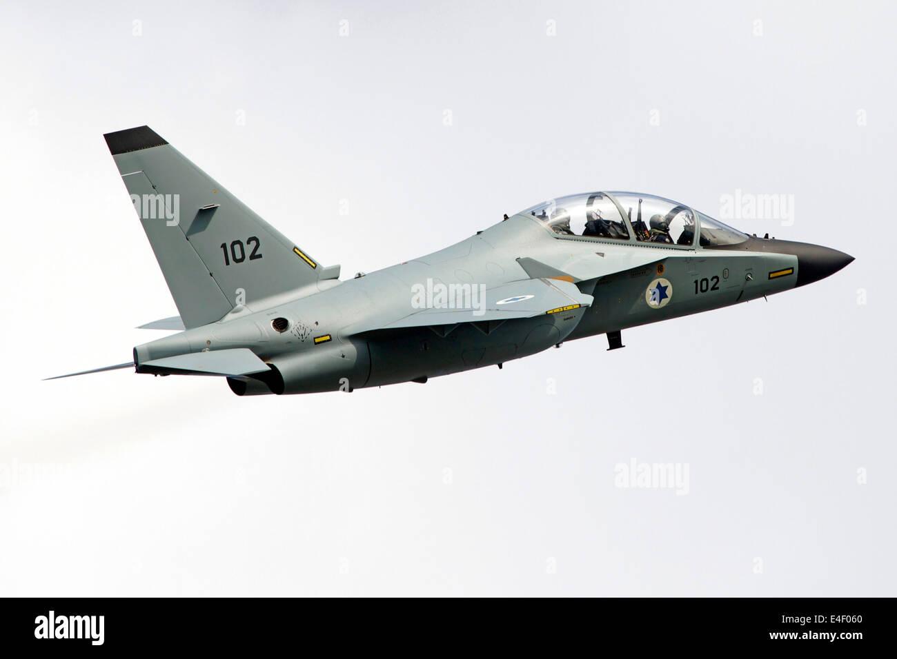 M-346 Fleet is Grounded Pending Crash Investigation | Defense News ...