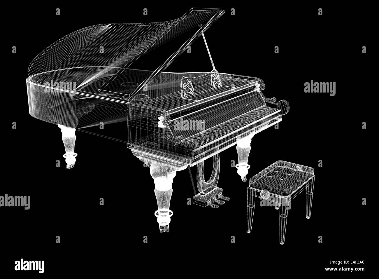 Nice Canaris Piano Wire Images - Electrical Circuit Diagram Ideas ...
