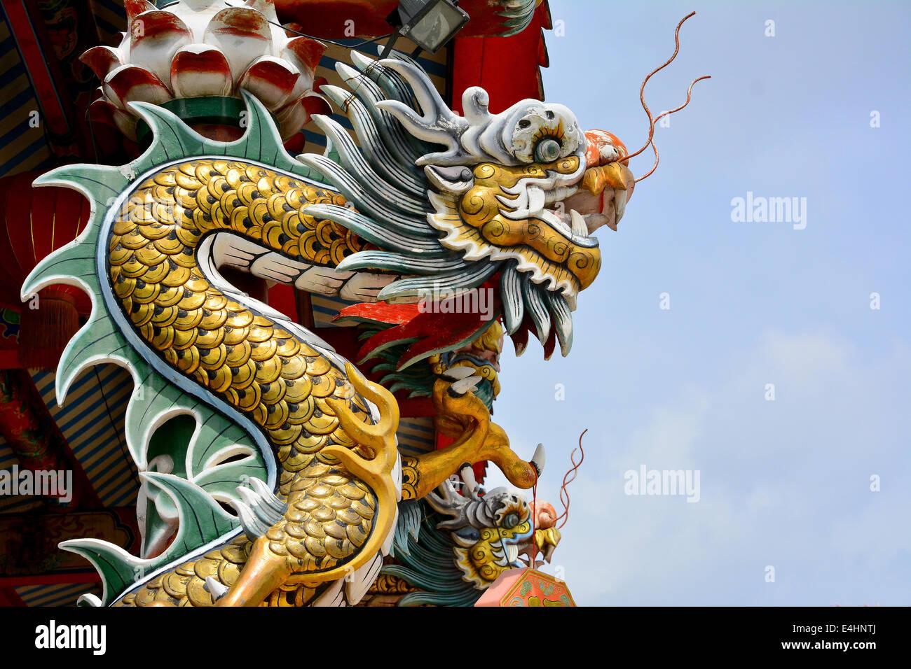 Chinese Mythology Stock Photos & Chinese Mythology Stock Images ...