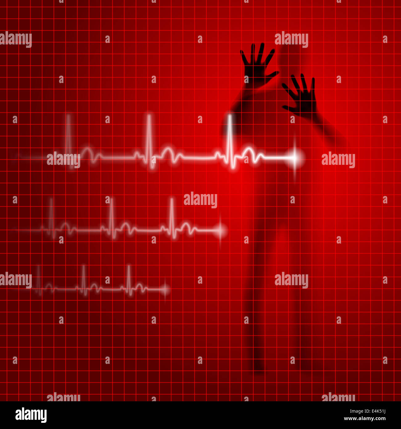red medical background - photo #7