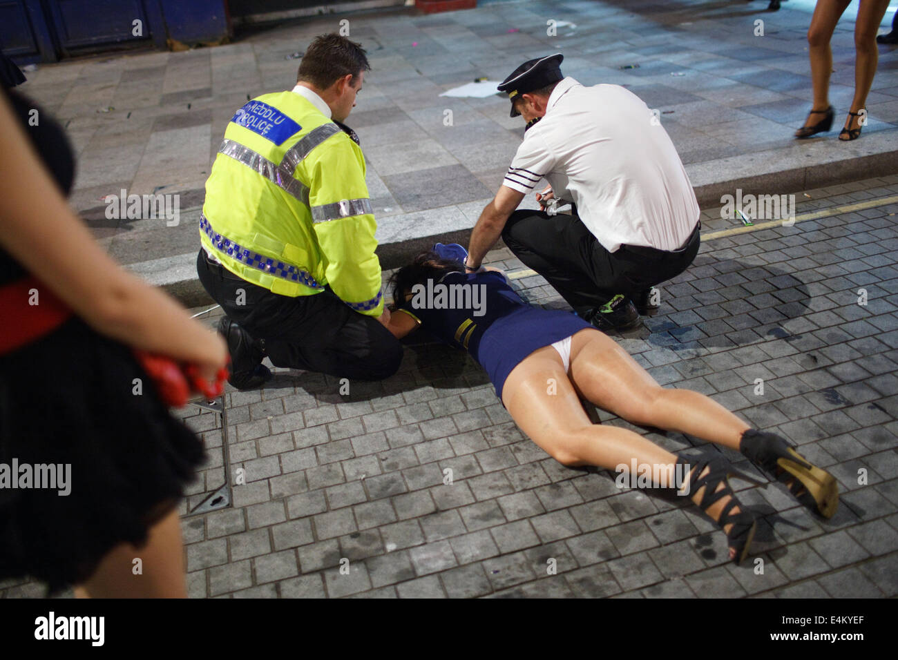 Drunk Woman 69