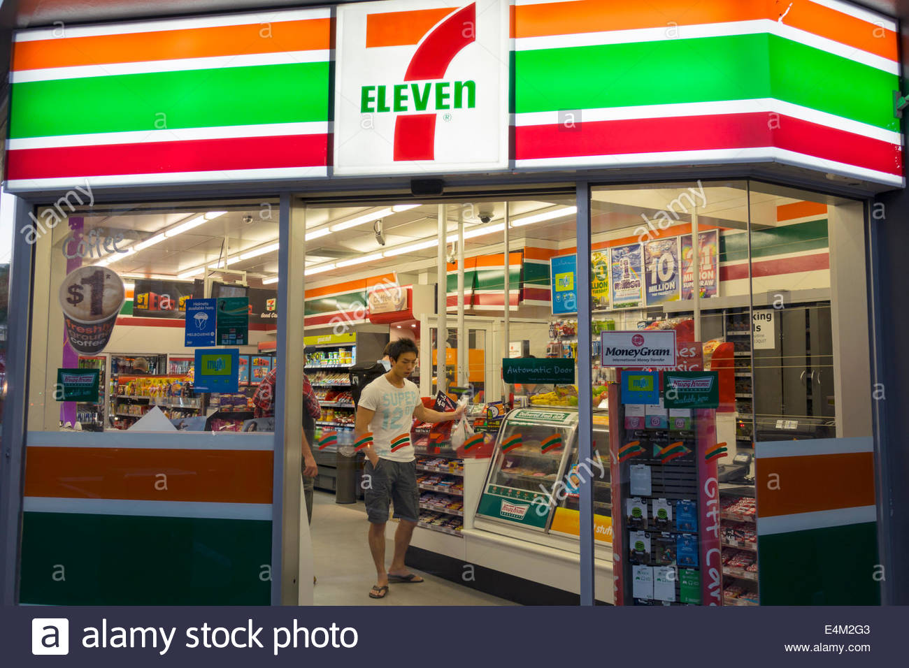 © 7-Eleven All rights reserved. The Dairy Farm Company, Limited 牛奶有限公司.