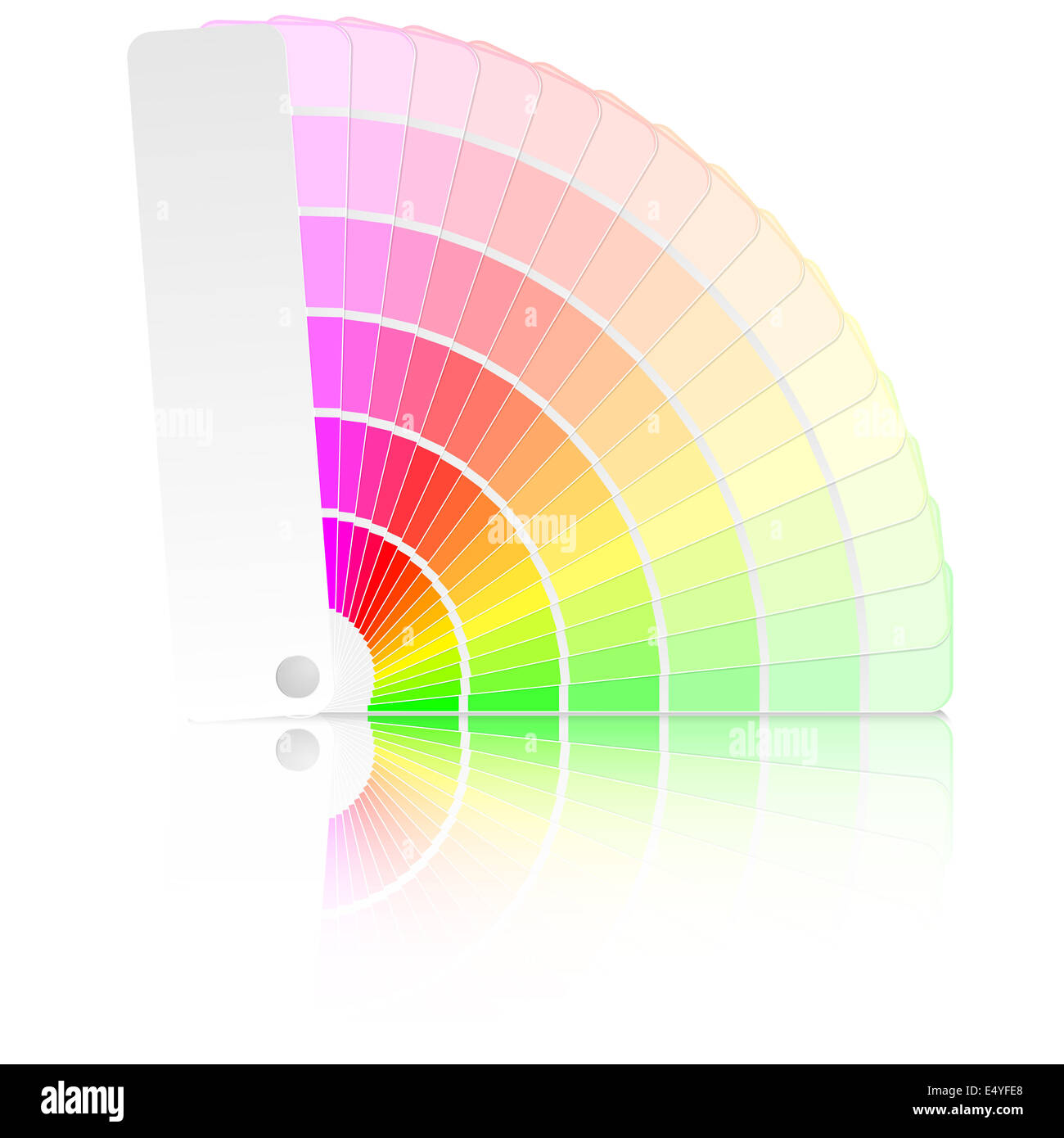 Color chart stock photo royalty free image 71904960 alamy color chart nvjuhfo Images