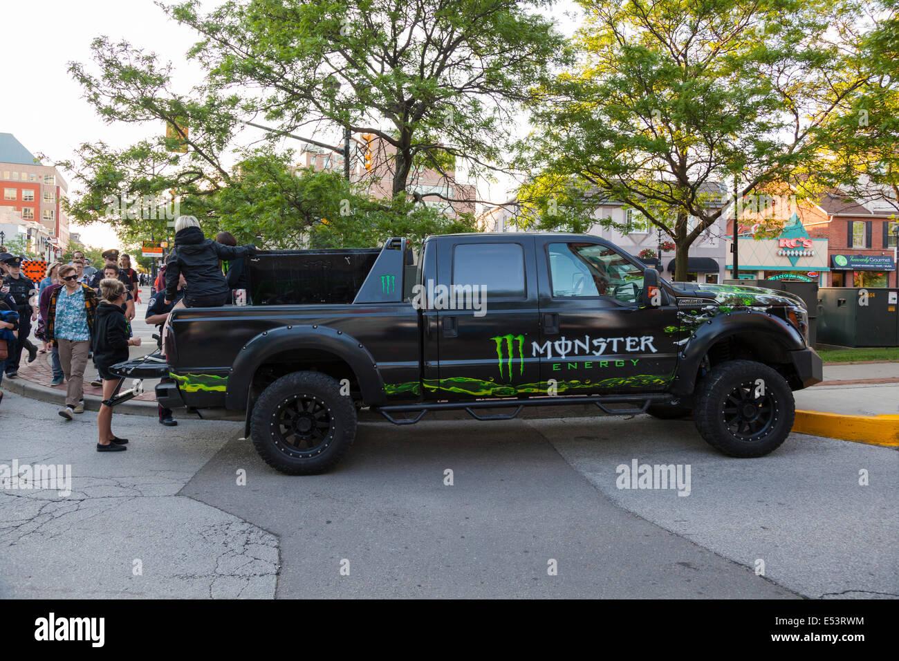 Monster Energy Truck Stock Photos Monster Energy Truck Stock