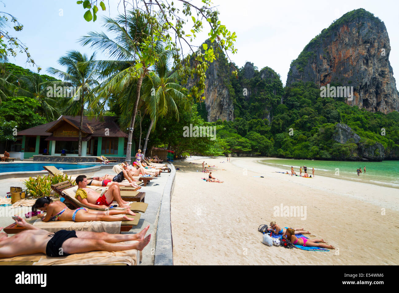 hotels in railay beach - photo #26