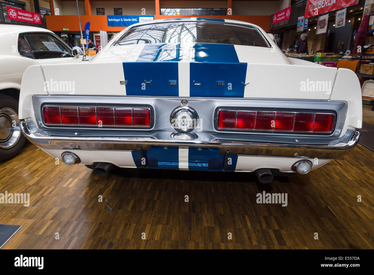 Shelby Mustang GT350 fastback 1967  is a highperformance
