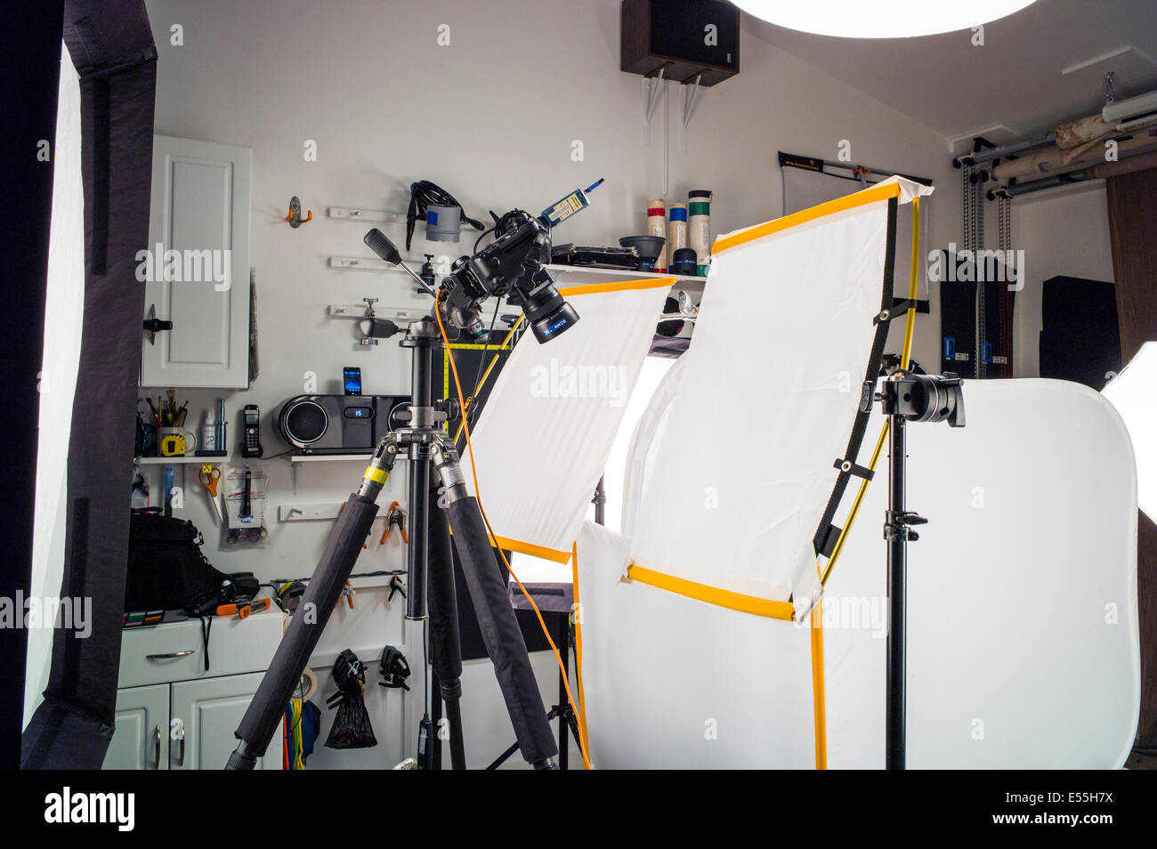 Commercial photography studio including lighting background and commercial photography studio including lighting background and grip gear aloadofball Images