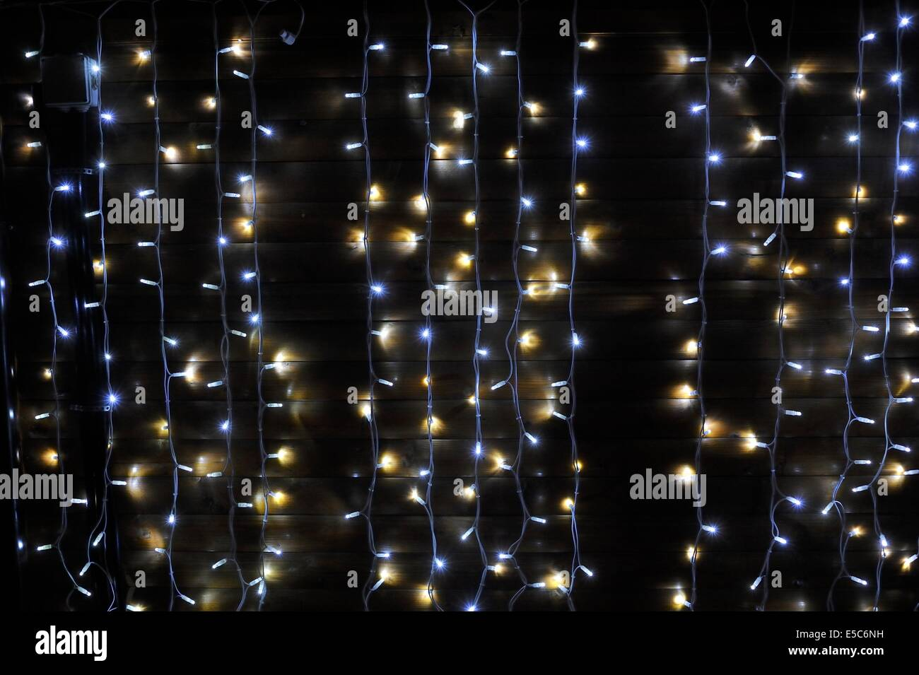 Wall With Christmas Lights : Images of Wall Christmas Lights - Best Christmas Tree Decoration Ideas