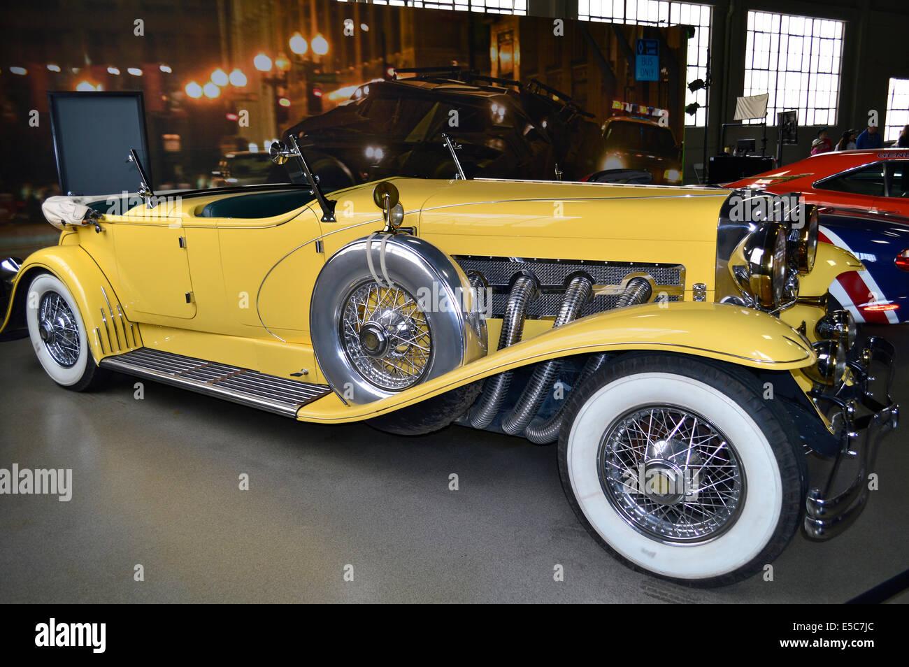 Duesenberg Usa 1932 Duesenberg J Airflow Coupe By Bohman