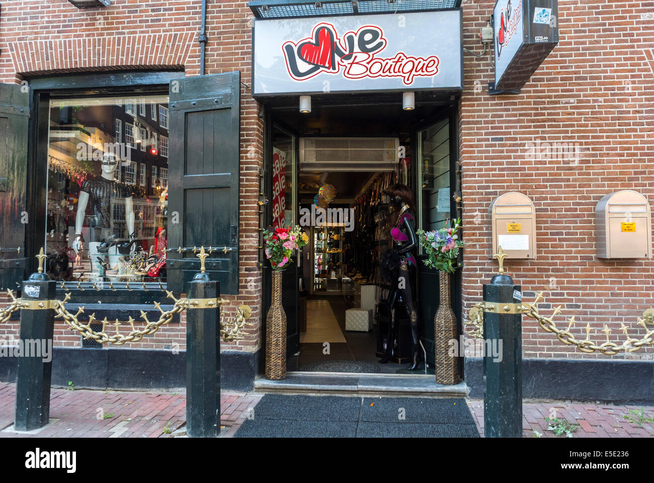 Porn shops videos from amsterdam