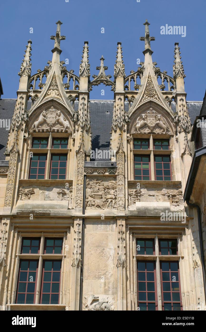 France haute normandie seine maritime rouen hotel de for Haute normandie rouen