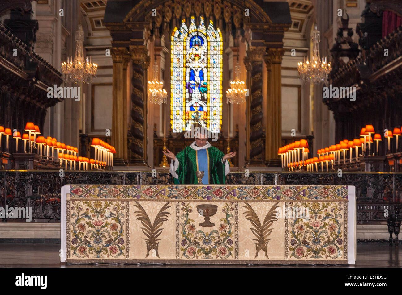 how to make an altar frontal