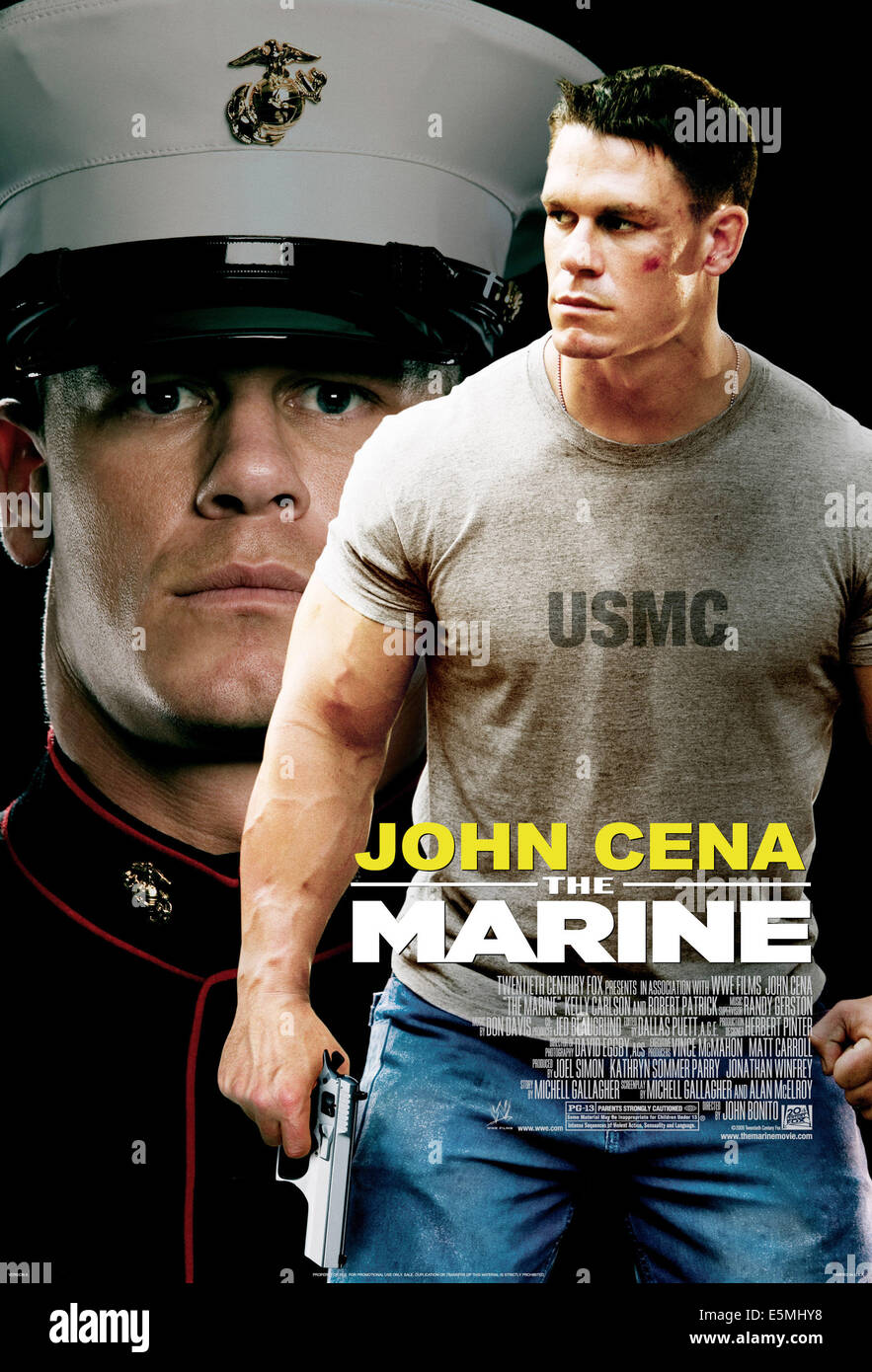 THE MARINE, John Cena, 2006, TM & Copyright (c) 20th ...