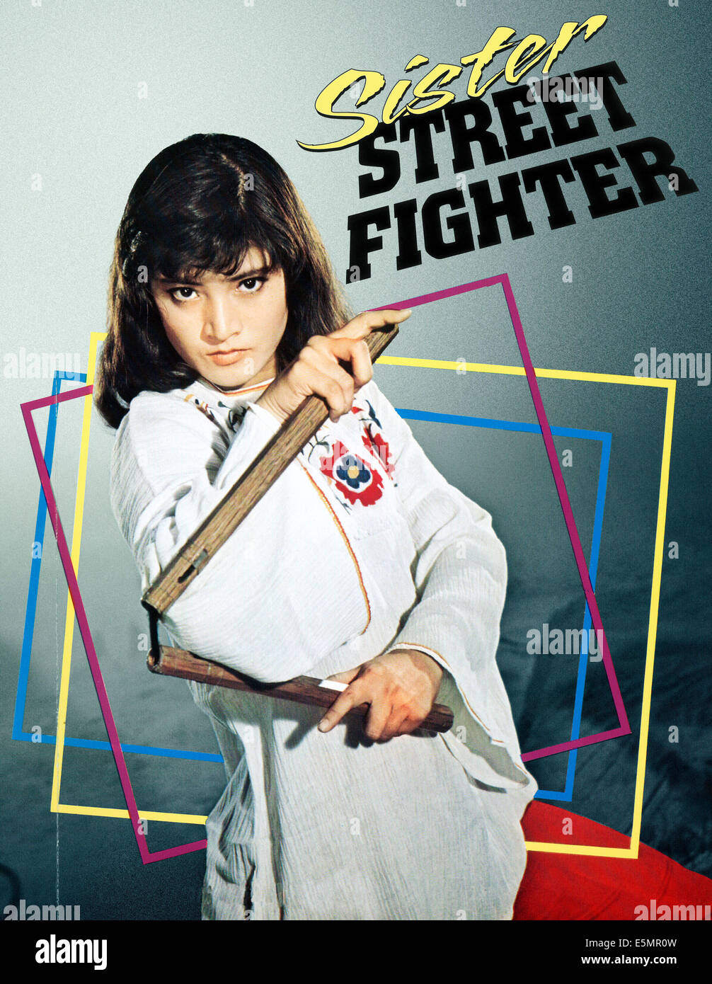 Risultati immagini per sister street fighter film 1974