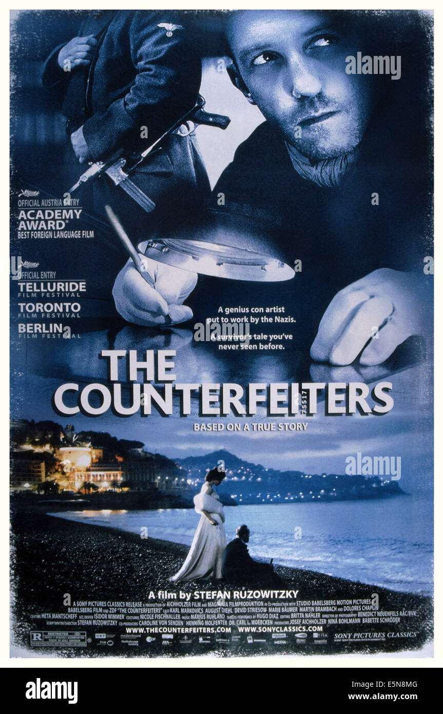The Counterfeiters 2007