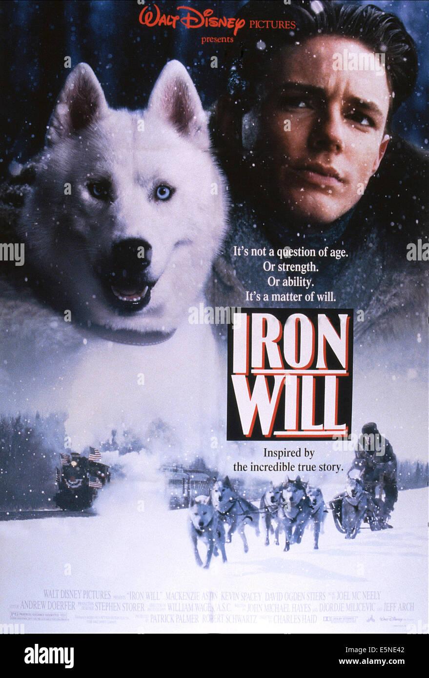 Iron Will Movie Dog Names