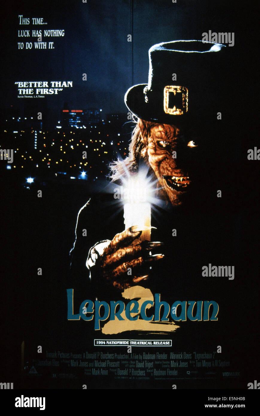 leprechaun 2 movie poster wwwpixsharkcom images