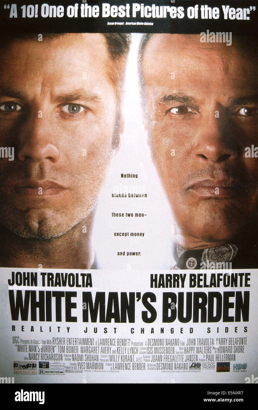 English movie the white man