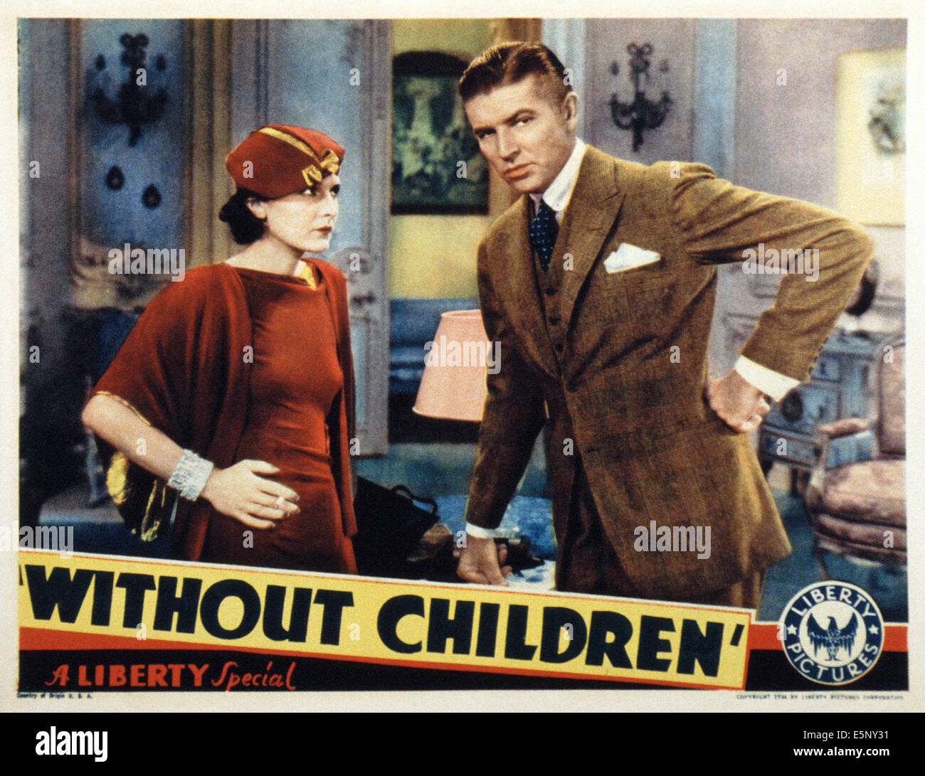 without children us lobbycard from left brent
