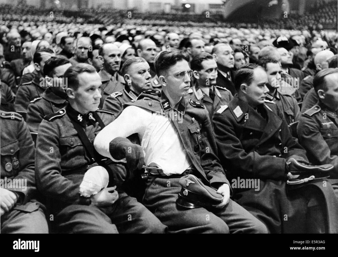 Goebbels Sportpalastrede Text