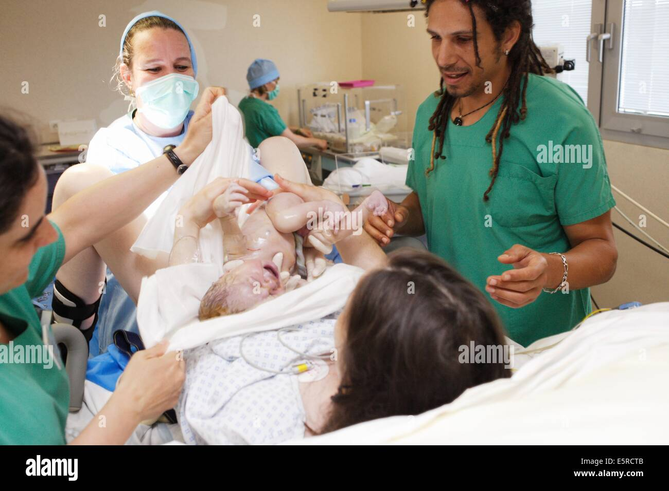 Free Images Of Baby Being Born Delivery Room